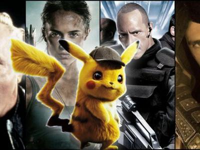 How Detective Pikachu Broke The Video Game Movie Curse