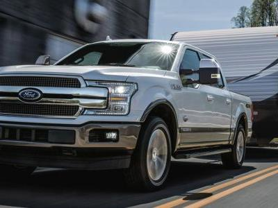 Ford Details The Oily Bits On Its New Power Stroke Diesel F-150