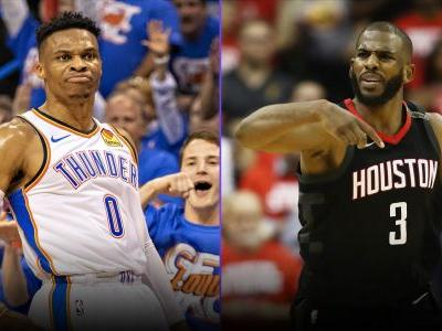 NBA championship odds 2020: Odds for Thunder, Rockets adjusted after Russell Westbrook-Chris Paul blockbuster