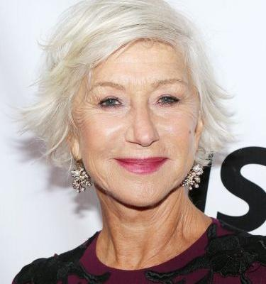 Helen Mirren Wore a Full Face of Glossier Products at the Toronto Film Festival