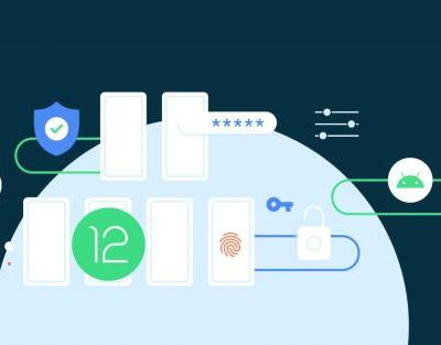 Android 12 Recycle Bin, automatic app translation seen in leaked build