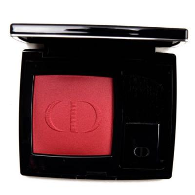 Dior 999 Rouge Blush Review & Swatches