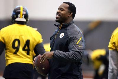 Steelers assistant coach Joey Porter arrested in bar incident after game