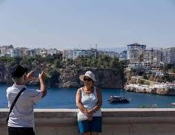 Antalya welcomes 6.9 million foreign tourists between January and July 18 this year