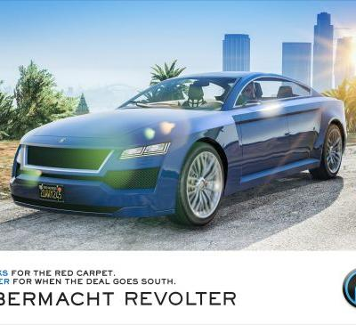 Ubermacht Revolter Headlines New GTA Online Updates This Week