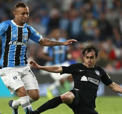 VIDEO: Gremio take Club World Cup final spot with Pachuca victory
