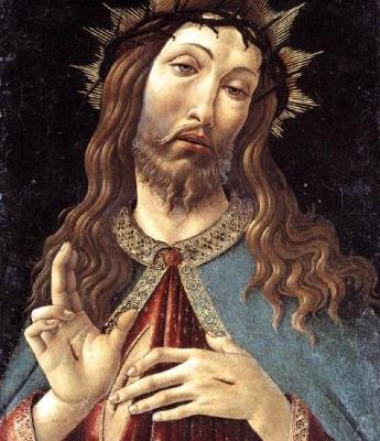 1500 Sandro Botticelli Christ Crowned with Thorns