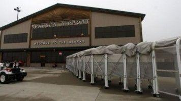 Missouri's new Branson Airport sees declining air travellers