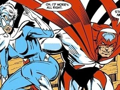 First Look At Titans' Hawk And Dove Is Straight Out Of The Comics