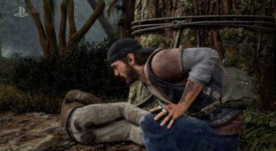 Sony shows off a riveting new scene of zombie survival game Days Gone