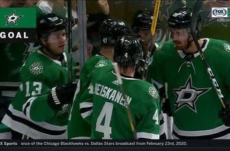Stars ENCORE Highlights from February 23 vs. Chicago Blackhawks