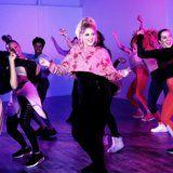 "This Dance Choreography to Meghan Trainor's ""No Excuses"" Will Whip Your Arms Into Shape"