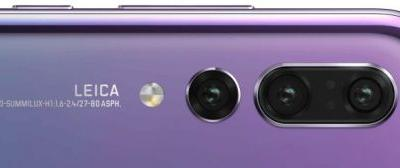 Huawei P20 Pro Specs Leak; 40, 20 & 8MP Rear Cameras Listed