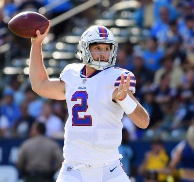Buffalo Bills' confounding decision to bench quarterback Tyrod Taylor backfired immediately as rookie Nathan Peterman had a historically bad first start