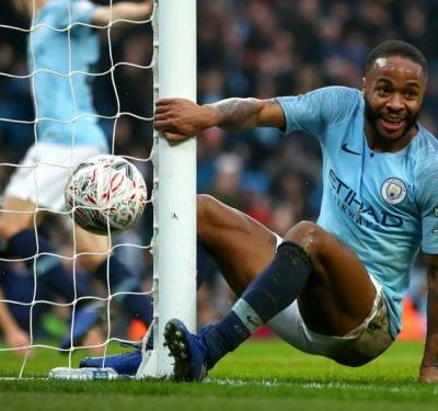 Manchester City 7 Rotherham United 0: Sterling sharp in FA Cup procession
