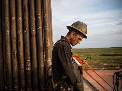 US companies will be forced to 'hit the breaks' if oil drops below $40