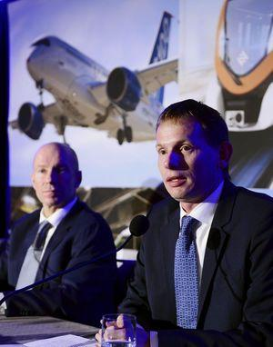 Airbus shares jump on Bombardier deal, despite legal woes