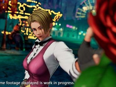 The King Of Fighters 15 Showcases King In Latest Trailer