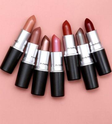 MAC Is Taking Us Waaaay Back With the MAC Throwback Lipsticks