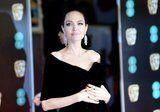 Angelina Jolie's Dress Looked Like Any Other Black Gown - and Then She Took Her Shawl Off