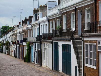 London's house prices are growing at their slowest rate since 2012