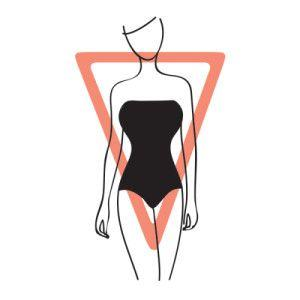 Flatter Your Figure: The Inverted Triangle Body Shape