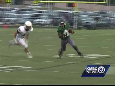 See highlights from KMBC's Friday High School Football Patrol for Sept. 15, 2017