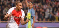 Monaco dump Manchester City out of the Champions League