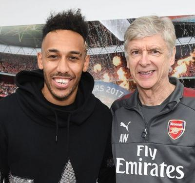 'Arsenal stagnated under Wenger' - Aubameyang excited by Emery era