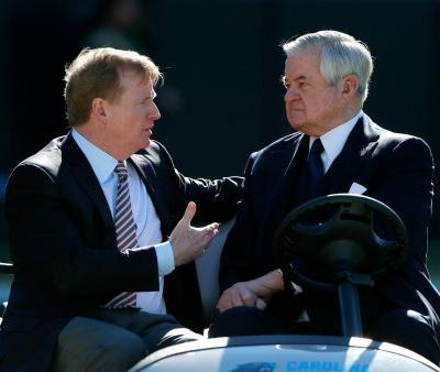 Carolina Panthers owner Jerry Richardson is being investigated after allegations of 'workplace misconduct' were made against him