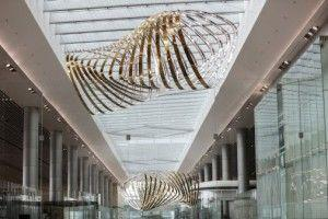 Changi Airport's Terminal 4 to Feature Grand-Scale Kinetic Sculpture, Contempora