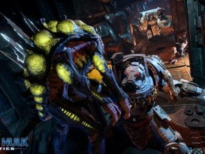 Space Hulk: Tactics Announced for PS4, Xbox One, PC