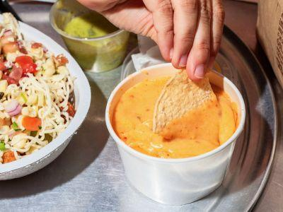 Chipotle might start serving queso across the US soon