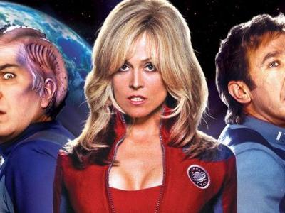 Galaxy Quest 2 Can Still Happen Without Alan Rickman, But Dr. Lazarus Was Crucial to the Script