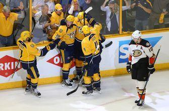 Nashville Predators finish off Ducks in Game 6, advance to first Stanley Cup Final