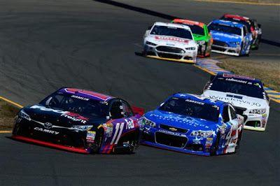 Sonoma NASCAR Cup Series Notes: 2017 Toyota/Save Mart 350
