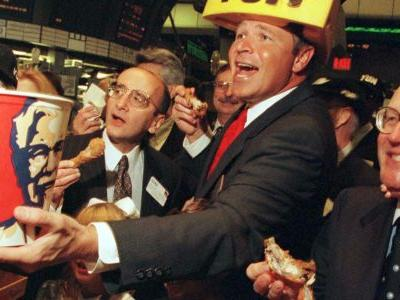 MORGAN STANLEY: The stock market's meltdown was just an 'appetizer' - here's how to protect against the next sell-off