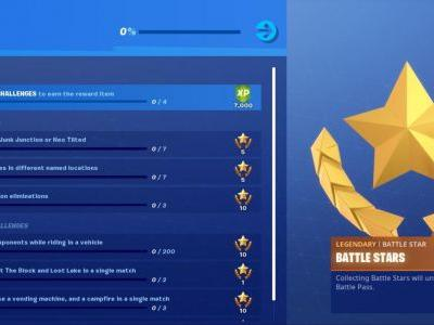Fortnite Week 7 Challenge List: Search Chests, Damage While Riding Vehicle, And More