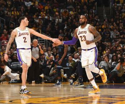 LeBron James and Nike 'Would Definitely Welcome' Lonzo Ball