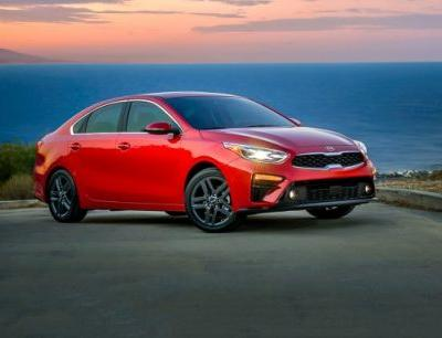2019 Kia Forte Revealed: It's Bigger and Looks Great