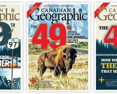 How we chose the cover: September/October 2018 Canadian Geographic