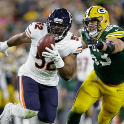 Khalil Mack terrorizes Green Bay Packers in Chicago Bears debut