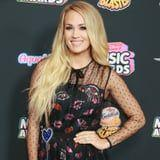 Aw! Carrie Underwood Shares a First Glimpse of Her Baby Bump Since Pregnancy Announcement