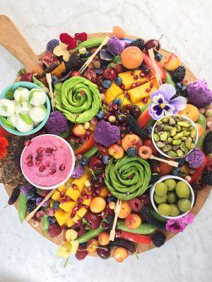 Ultimate Pool Party Platter