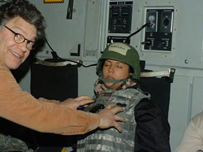 Sen. Al Franken exposed as sex predator who groped unconscious woman while proudly smiling for sick photo
