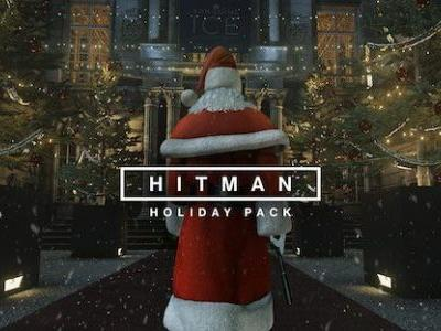 Hitman Paris Episode Free for a Limited Time as Part of the Hitman Holiday Pack