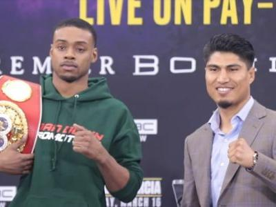 Errol Spence vs Mikey Garcia live stream: how to watch tonight's boxing online from anywhere