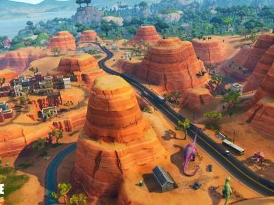 Tour the new Fortnite Season 5 map: from Lazy Links to Paradise Palms, Rifts, Viking Village and beyond