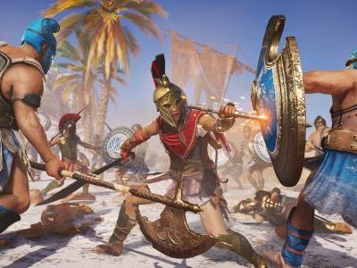 Twitch Prime Members Can Get Free Assassin's Creed Odyssey Gear