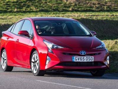 Prius-Based EVs Are Incoming From Toyota, Mazda And Denso's New Company